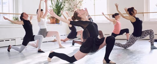 Everyday Ballet