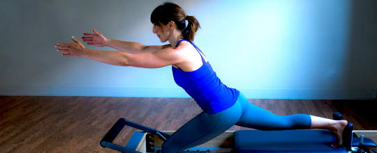 Centered Body Pilates