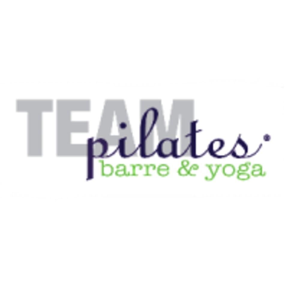 Team Pilates Barre and Yoga logo