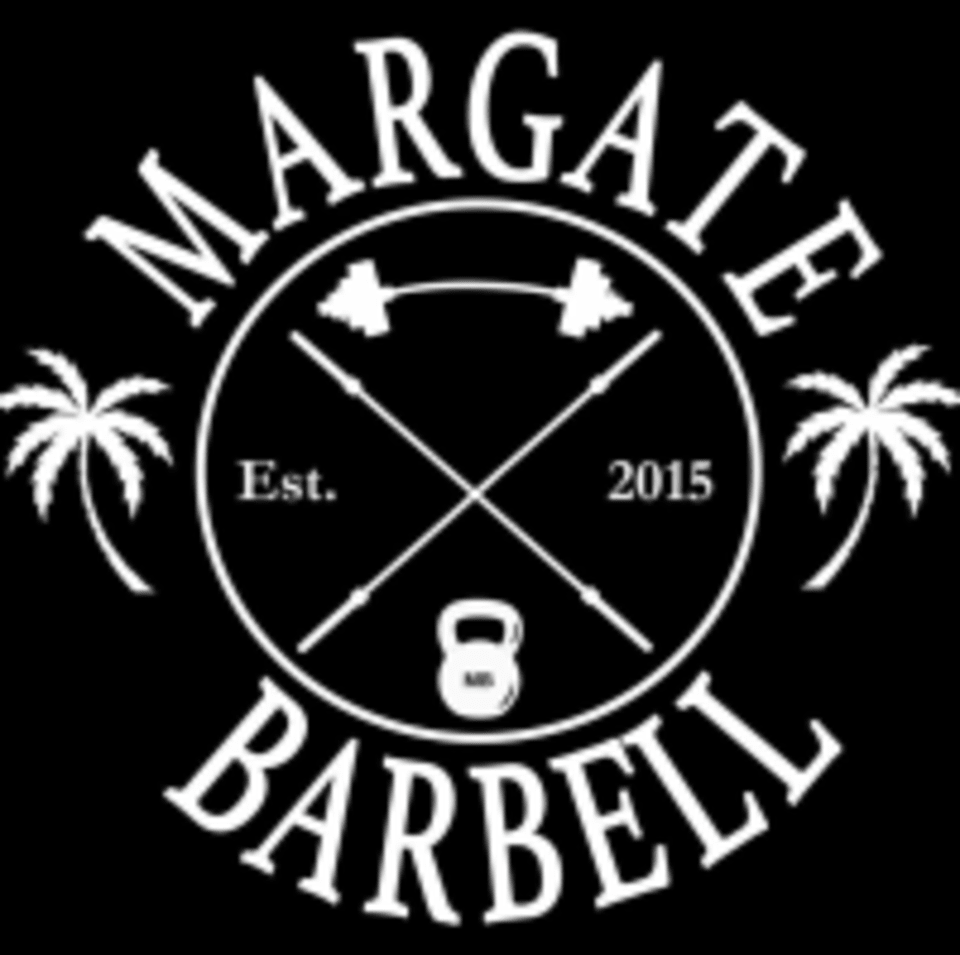 Margate Barbell logo