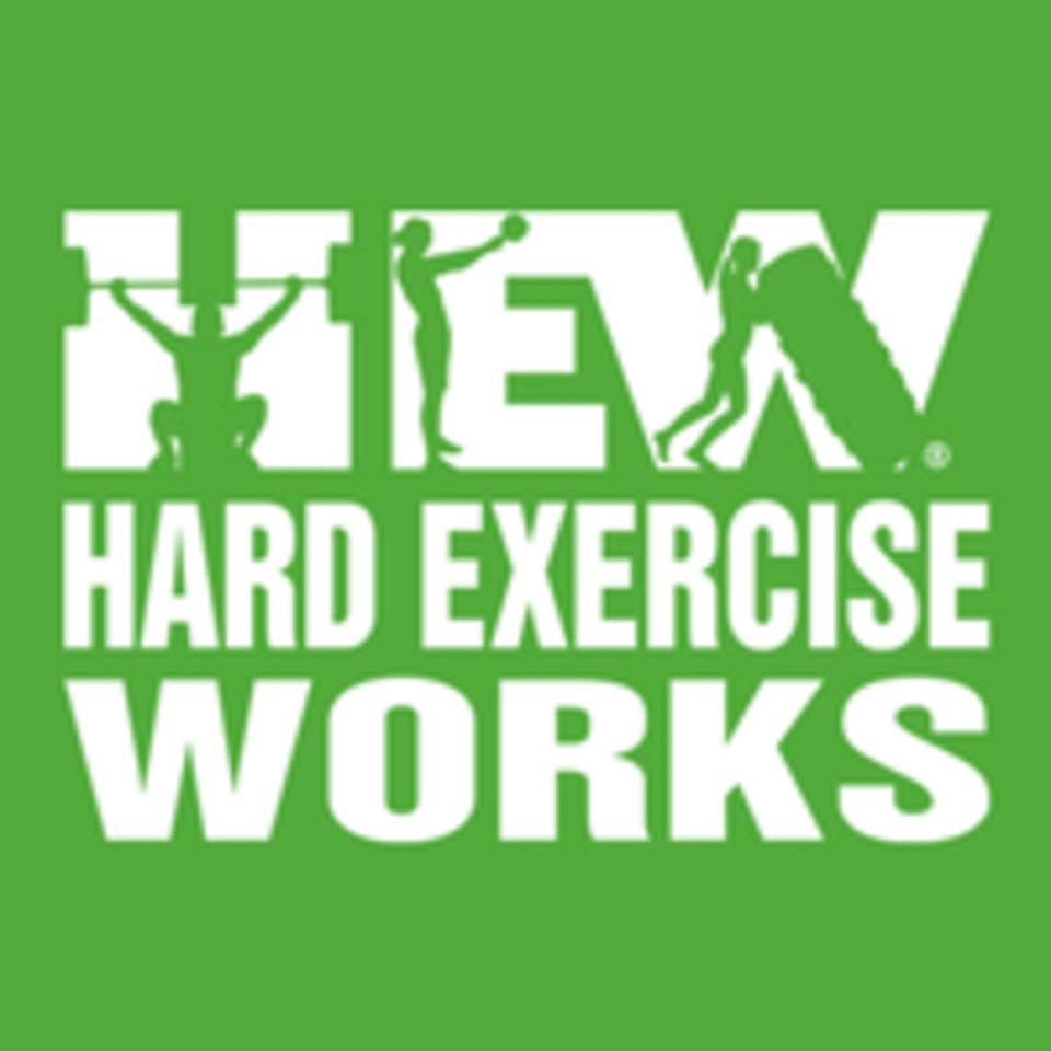 Hard Exercise Works - Orlando University Blvd. logo