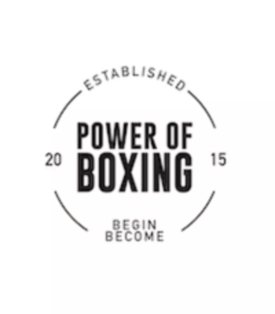 The Power of Boxing logo