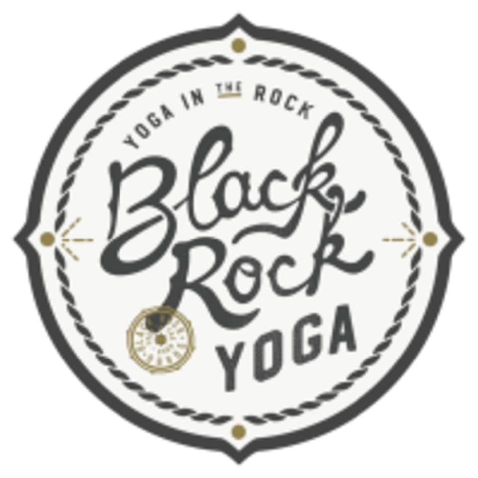 Black Rock Yoga logo