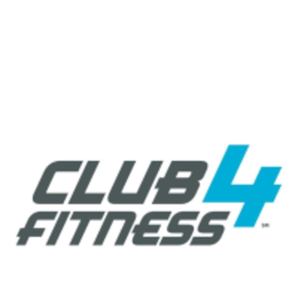 Club4Fitness  logo