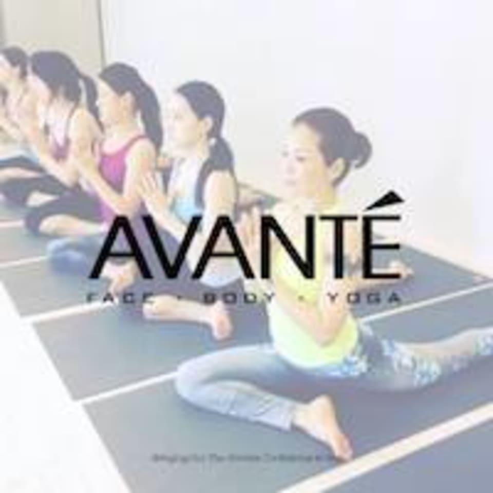 Avante Yoga logo