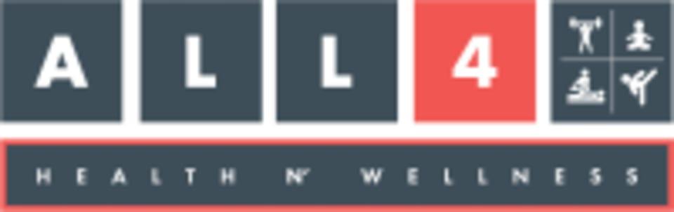 All 4 Health N' Wellness logo