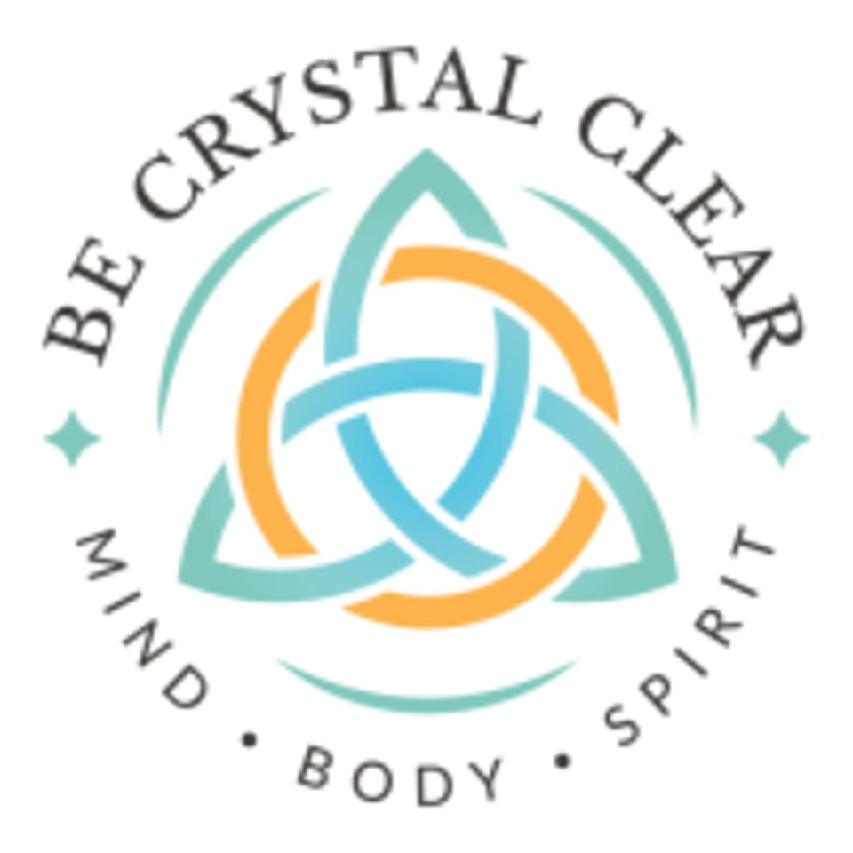 Be Crystal Clear logo