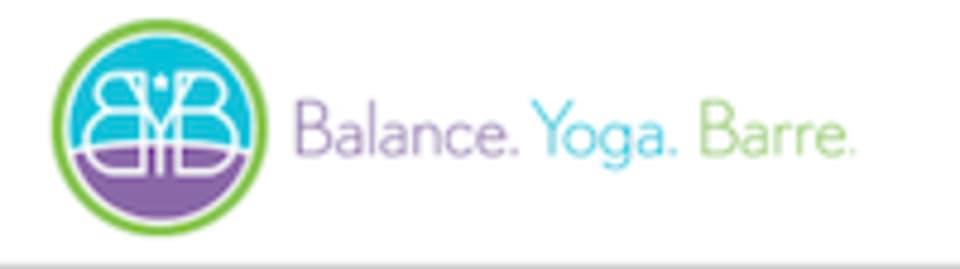 Balance. Yoga. Barre. logo