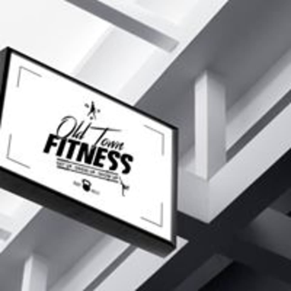 Old Town Fitness logo