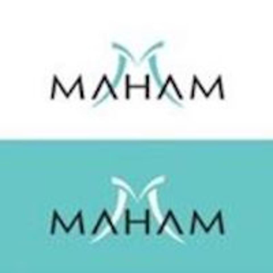 MAHAM Yoga Studio logo