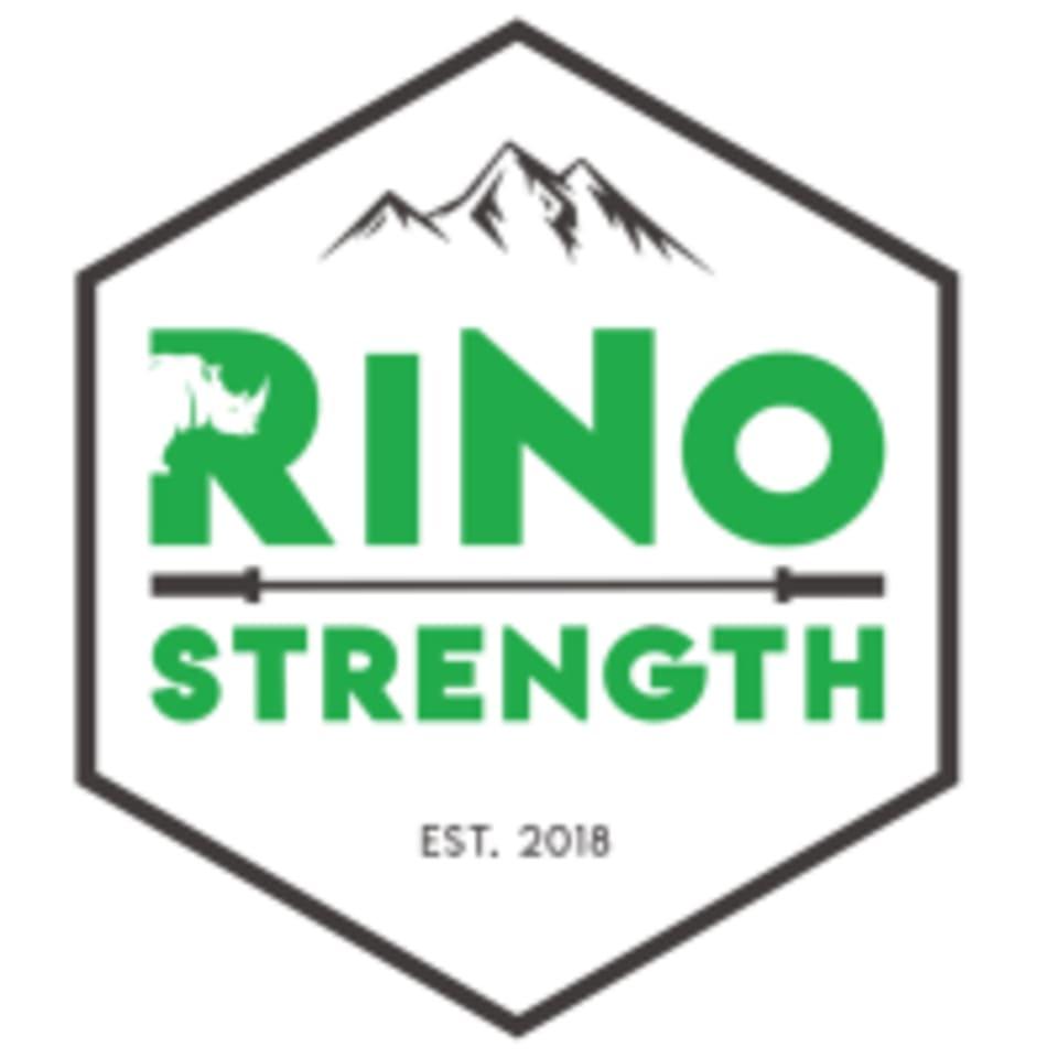 RiNo Strength logo