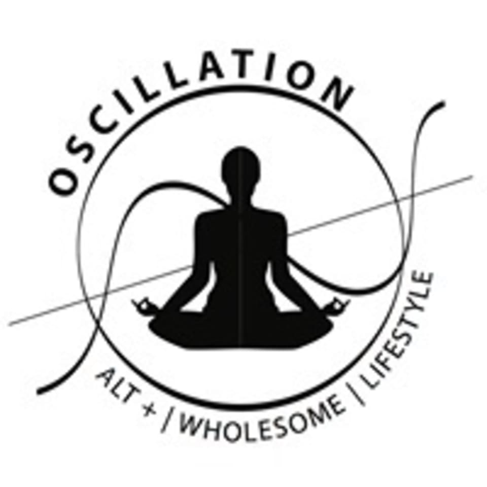 Oscillation Yoga  logo