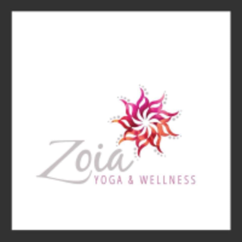 Zoia Yoga & Wellness logo