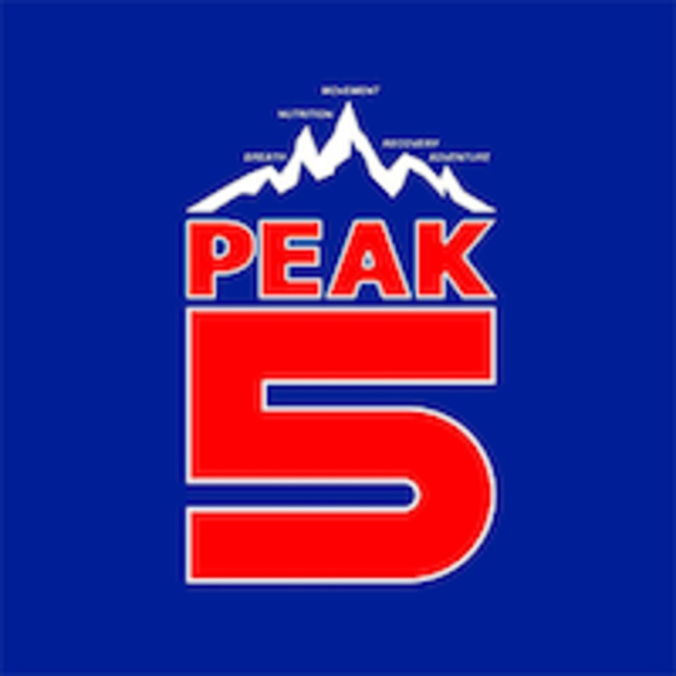 Peak 5 Fitness logo
