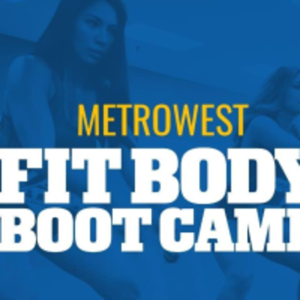 MetroWest Fit Body Boot Camp  logo