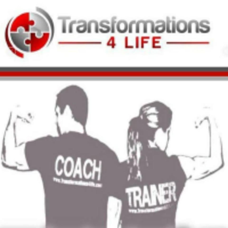 Transformations 4 Life logo