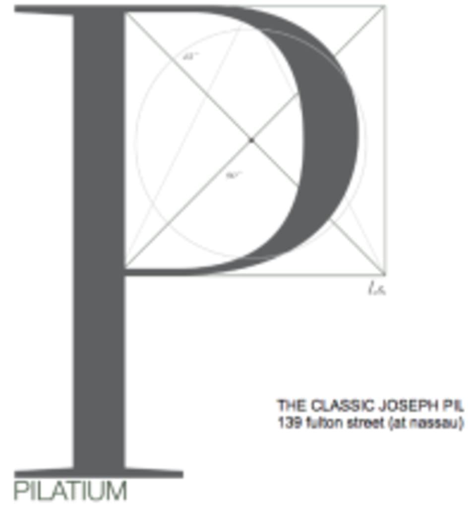 Pilatium logo