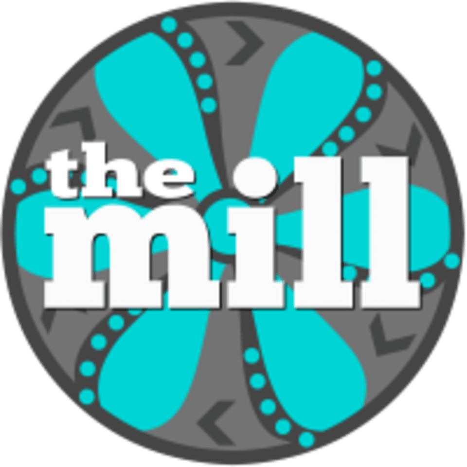 The Fit Mill logo