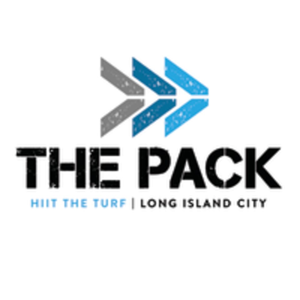 """""""The Pack"""" Pop Up logo"""