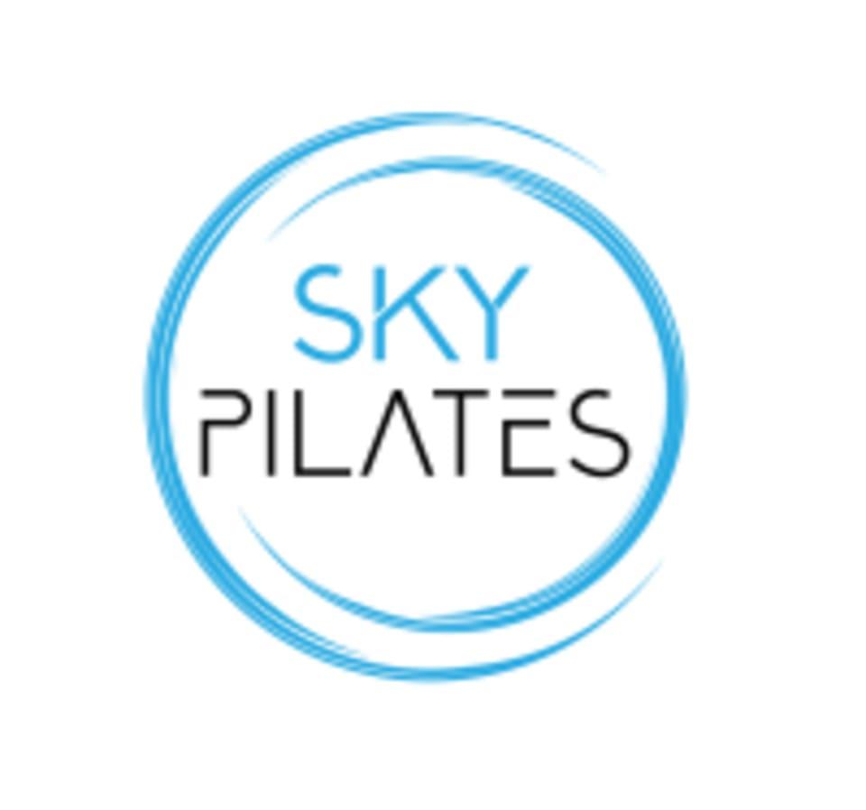 SKY PILATES logo