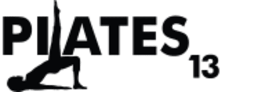 Pilates 13  logo