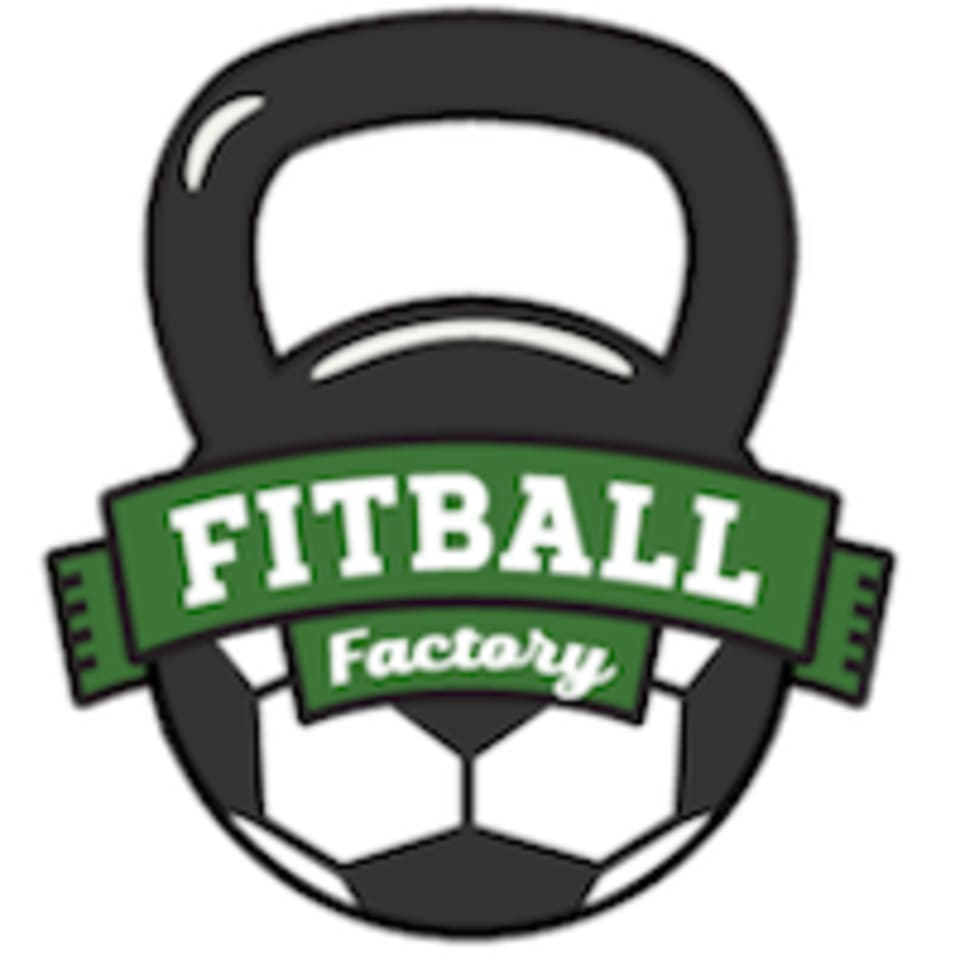 Fitness & Football with Fitball Factory logo