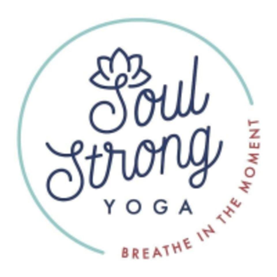 Soul Strong Yoga logo