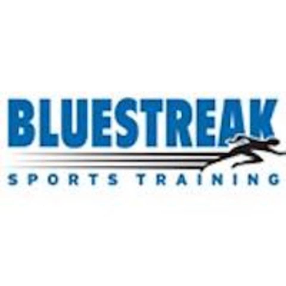 BlueStreak Sports Training logo