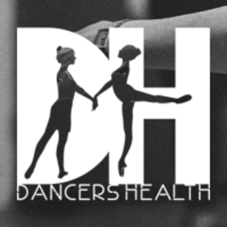 Dancers' Health logo