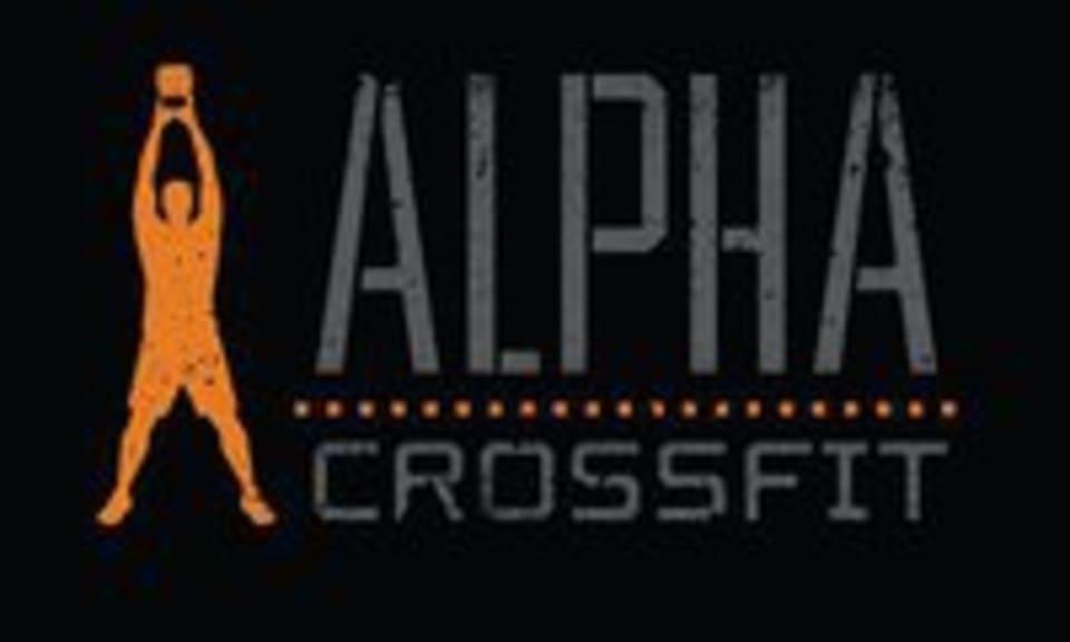 Alpha CrossFit logo