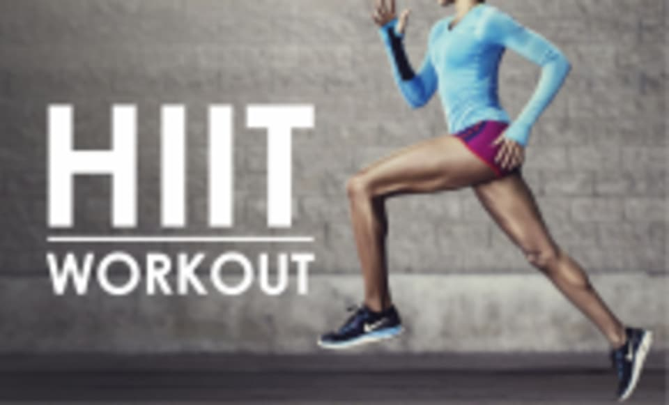HIIT Circuit Training logo