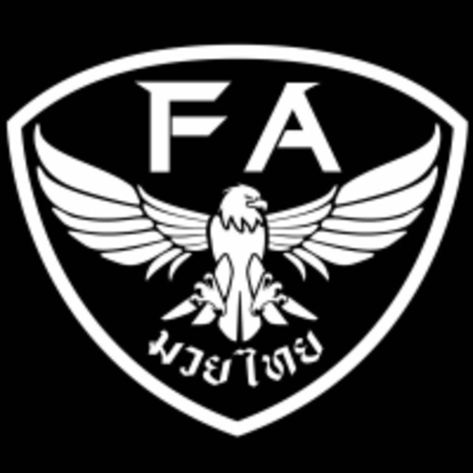 F.A. Group Muay Thai  logo