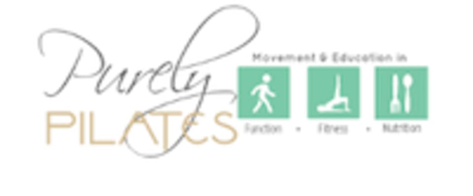 Purely Pilates Studio logo