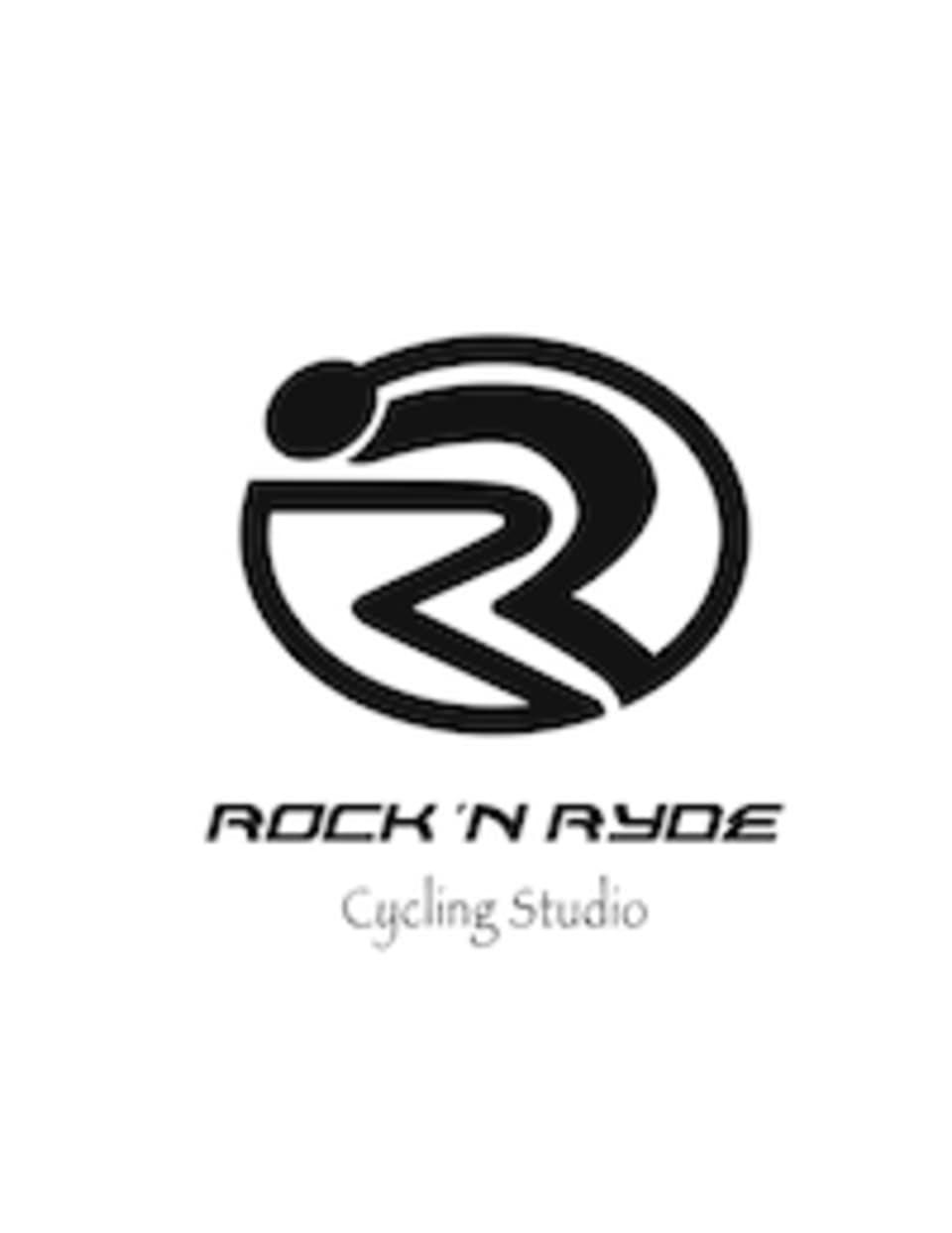 Rock N Ryde Indoor Cycling logo
