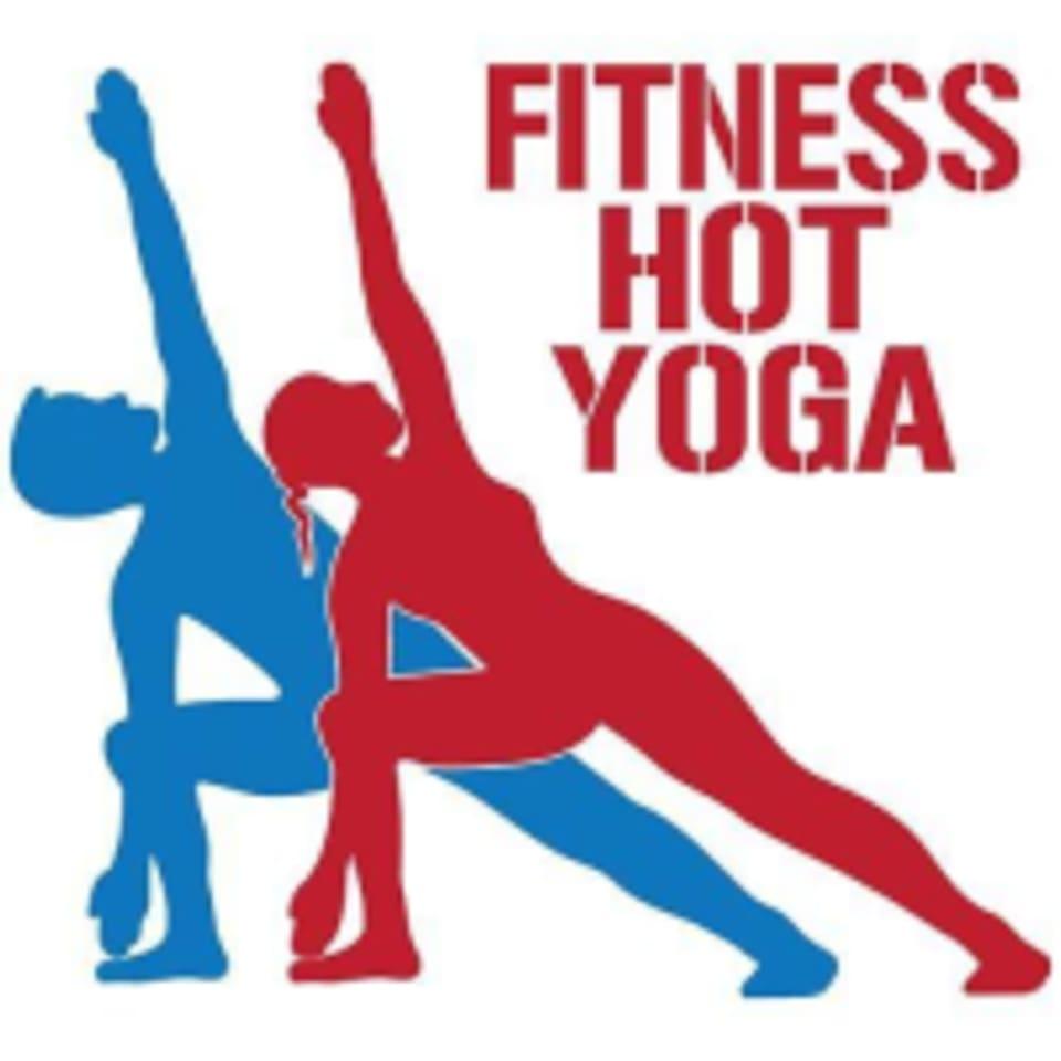 Fitness Hot Yoga logo