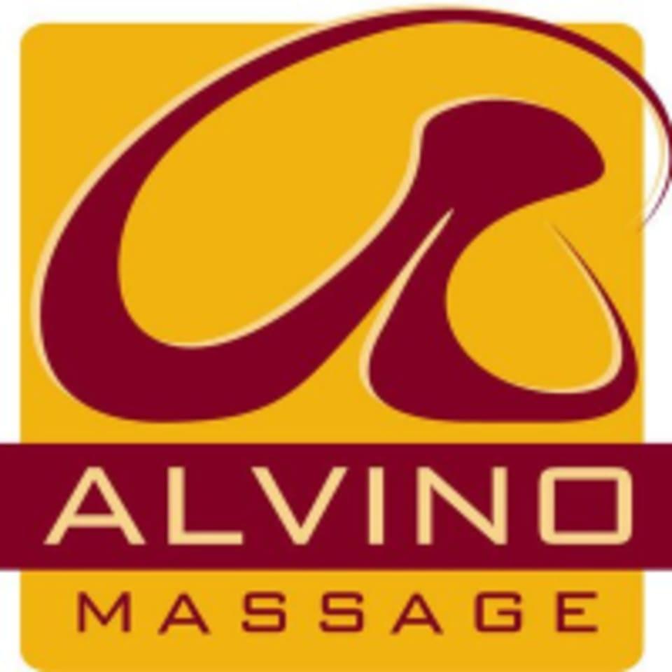 Alvino Massage Denver logo