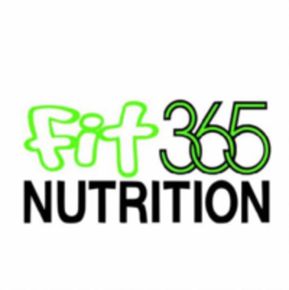 Fit365 Nutrition logo