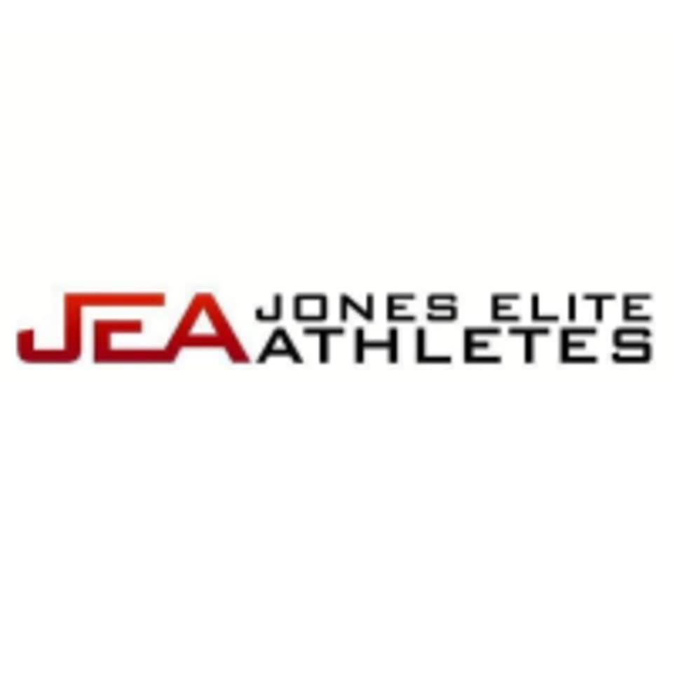 Jones Elite Athletes logo