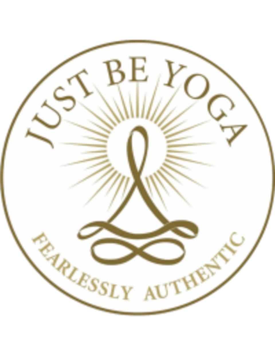 Just Be Yoga logo