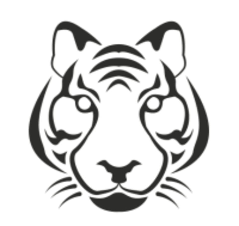 ONE TIGER YOGA logo