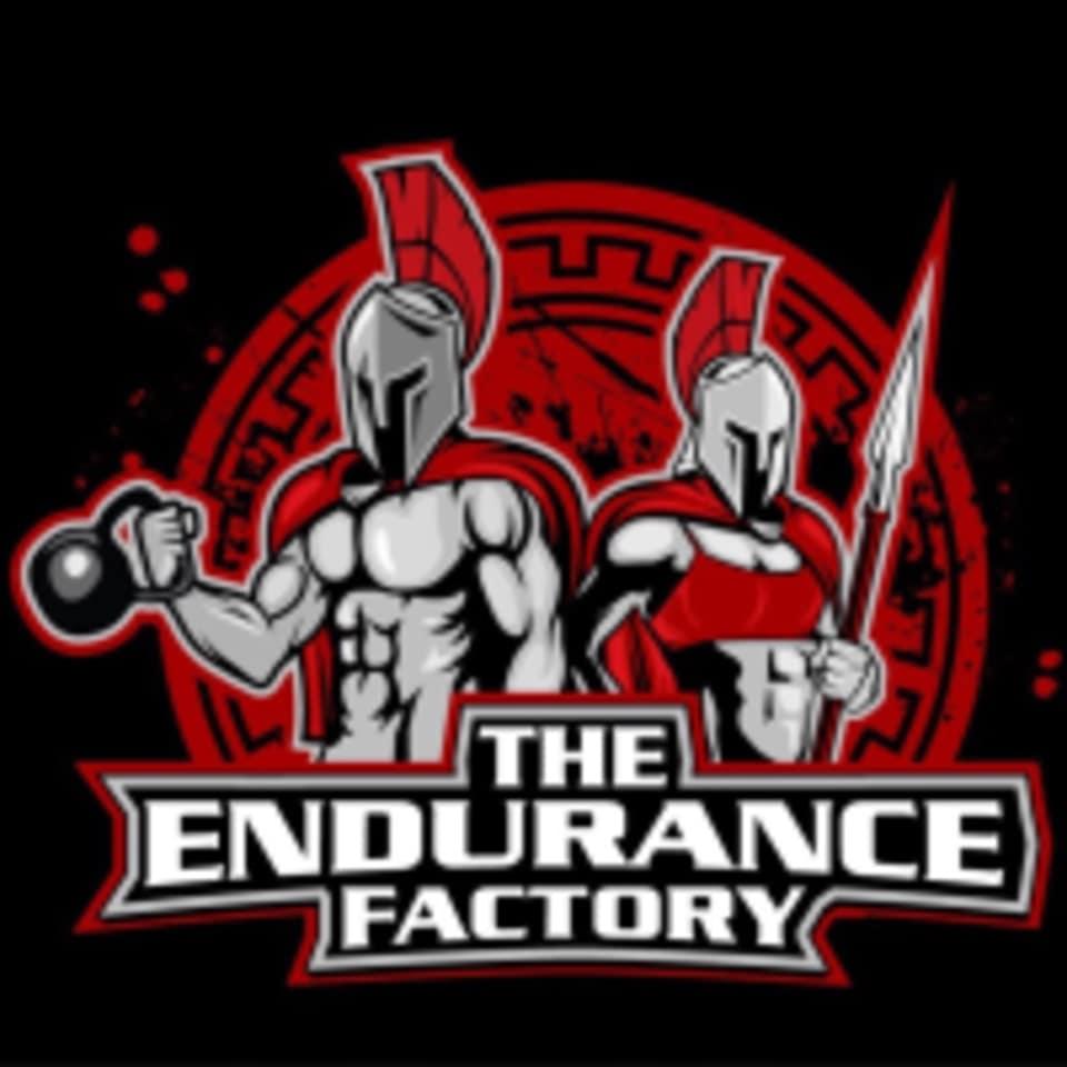 The Endurance Factory  logo