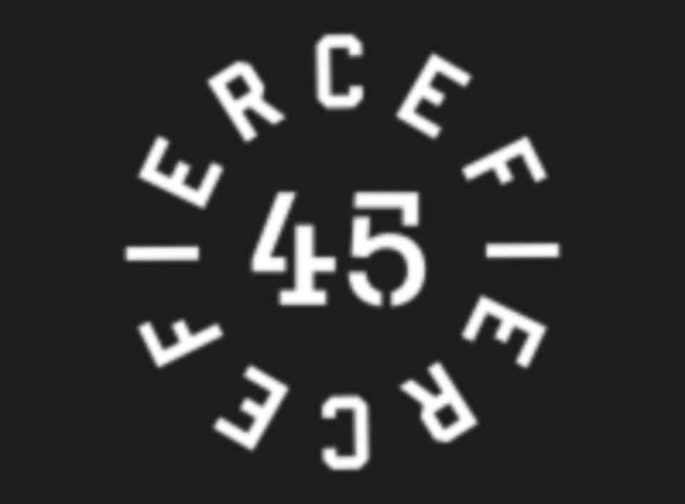 Fierce45 logo