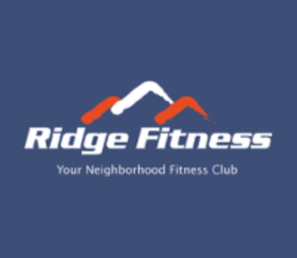 Ridge Fitness logo