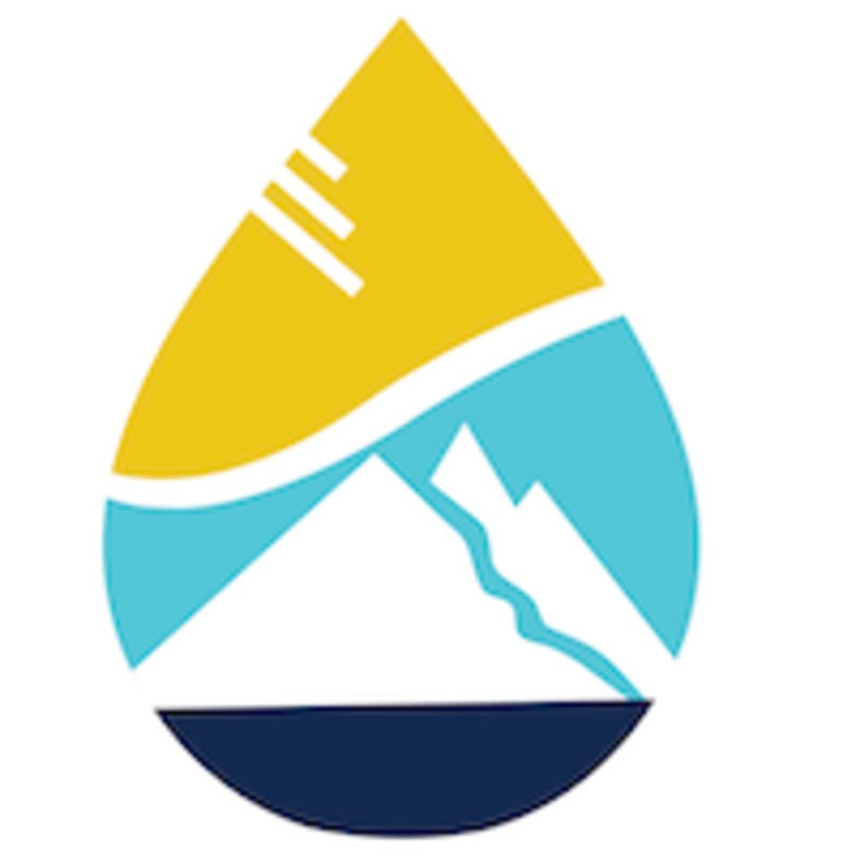 Rise and Flow logo