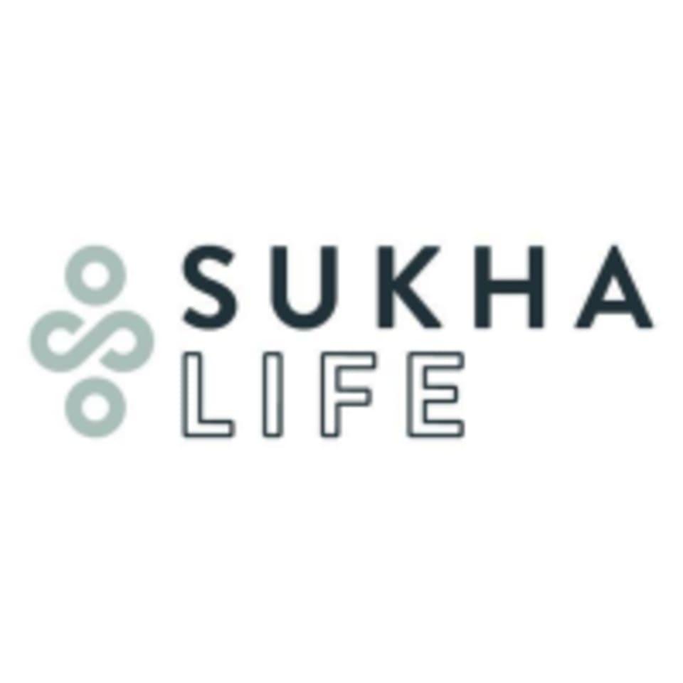 SukhaLife Yoga Studio logo