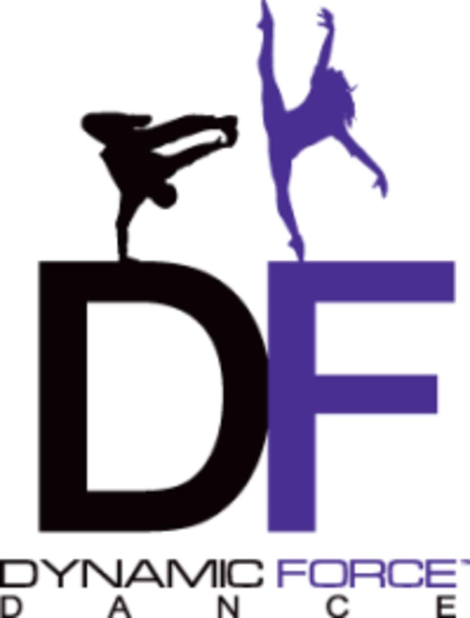 Dynamic Force Dance logo