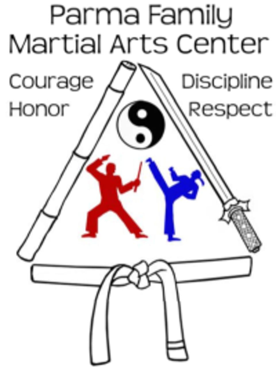 Parma Family Martial Arts Center logo