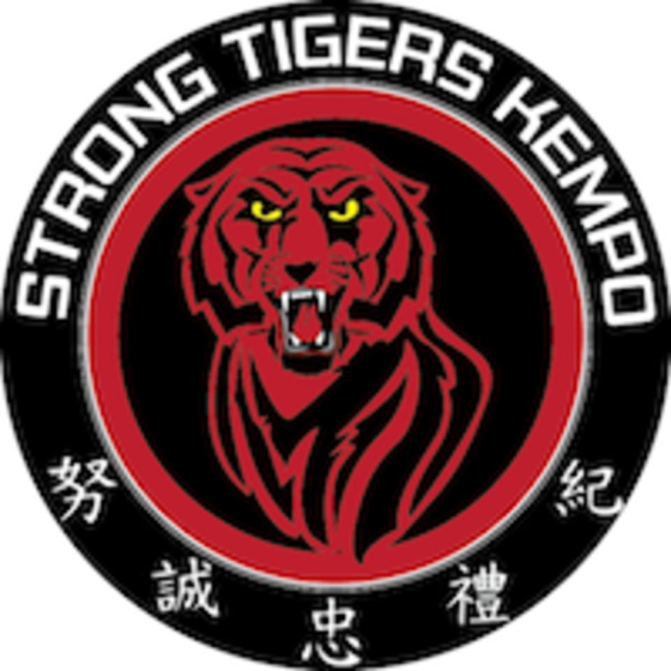 Strong Tigers Kempo logo