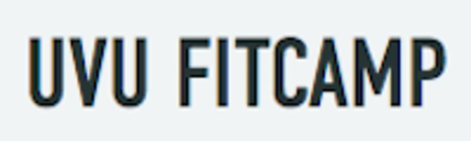 UVU Fitcamp logo