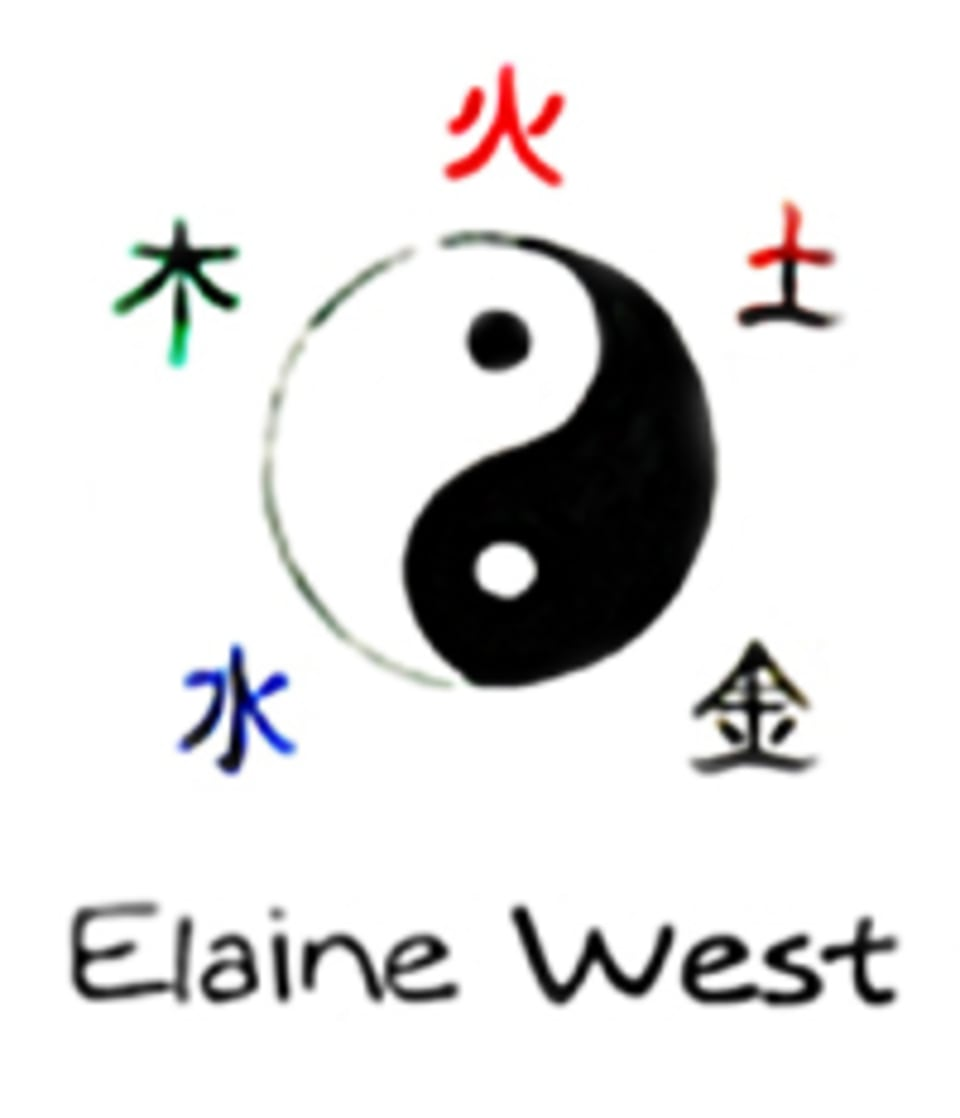 Elaine West logo